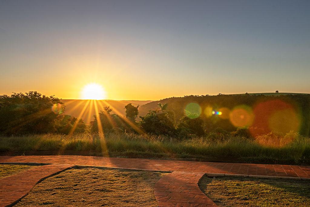 Pôr do Sol | Villa Cassorova