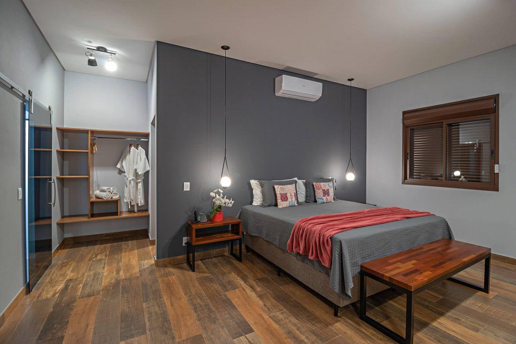 Apartamento Master em Brotas - Villa Cassorova