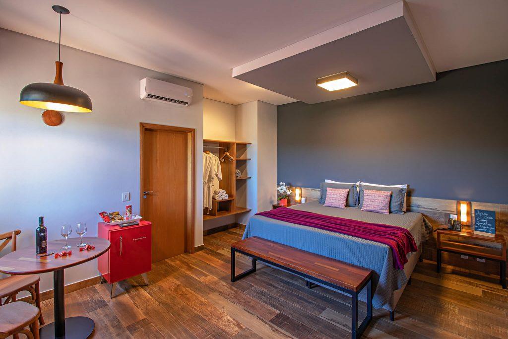 Apartamento Superior em Brotas - Villa Cassorova