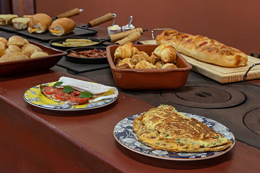 Gastronomia - Villa Cassorova