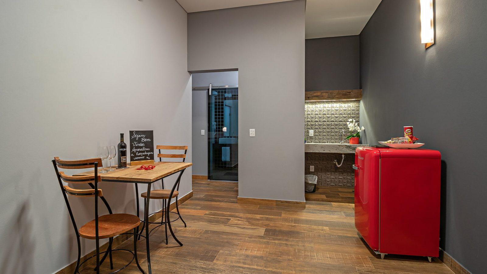 Apartamento em Brotas – Villa Cassorova